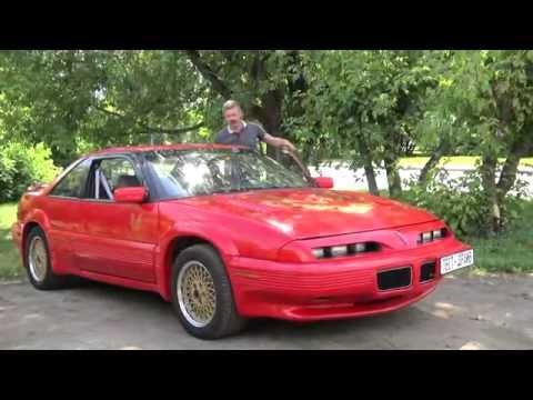 Pontiac GrandPrix GT рассказ