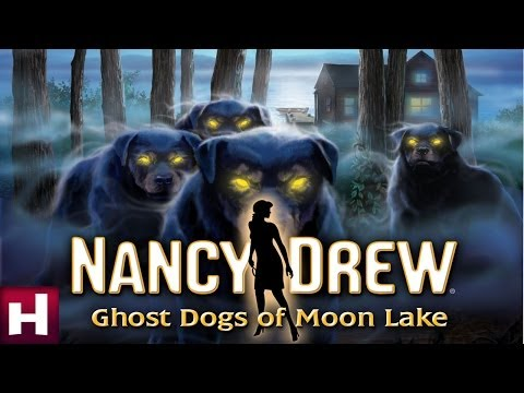 Nancy Drew: Ghost Dogs of Moon Lake Trailer