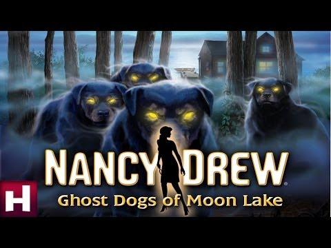 Nancy Drew: Ghost Dogs of Moon Lake Trailer