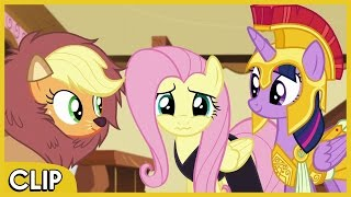 getlinkyoutube.com-Giving Nightmare Night a chance - MLP: Friendship Is Magic [HD]