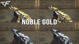 getlinkyoutube.com-CrossFire China 2.0 : Noble Gold (Update 01) Weapon Series [Gameplay & Showcase]