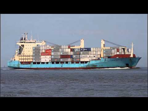 Click to view video BOMAR VANQUISH - IMO 9242625 - Germany - Elbe - Otterndorf