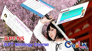 getlinkyoutube.com-[e-school CooLA]JLPT N5 Strategy Course (English Ver.)OPEN![Characters Vocabulary sample]