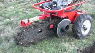 getlinkyoutube.com-712MT BARRETO MICRO TRENCHER - HOW TO OPERATE