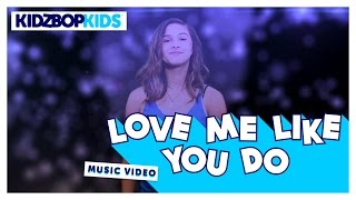 getlinkyoutube.com-KIDZ BOP Kids – Love Me Like You Do (Official Lyric Video) [KIDZ BOP 29]