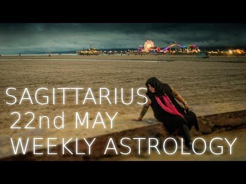 Sagittarius Weekly Astrology Forecast May 22nd  2017