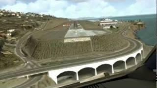 Madeira Landing (A320)
