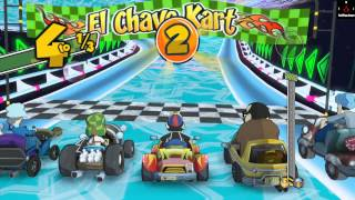 getlinkyoutube.com-El CHAVO KART Parte 5 Copa Popis Gameplay Walkthrough  Español