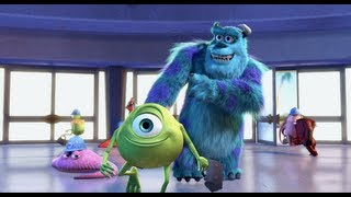 Monsters, Inc. 3D Trailer - HD Video