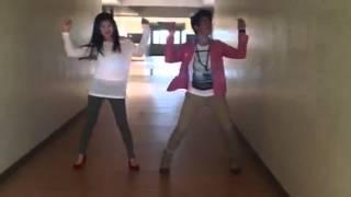 getlinkyoutube.com-Gentleman - PSY ft. Mikee&Justin