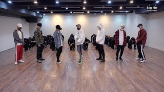 [CHOREOGRAPHY] BTS (방탄소년단) 'Golden Disk Awards 2018' Dance Practice #2018BTSFESTA