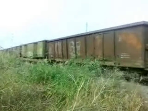 MLW A451 A461 Freight train 17 10 2014