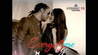 Every Where I Go  Bebe Cool (Audio) -Every where i Go.