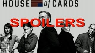 "Netflix ""House of Cards"" Spoiler Problem"