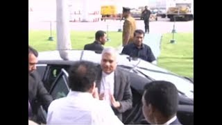 PM returns after attending OCEAN conference in NY