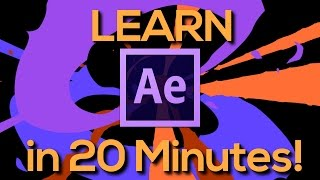 getlinkyoutube.com-LEARN AFTER EFFECTS IN 20 MINUTES! - Tutorial for beginners