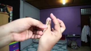 getlinkyoutube.com-Rahasia Sulap - Menghilangkan Tusuk Gigi