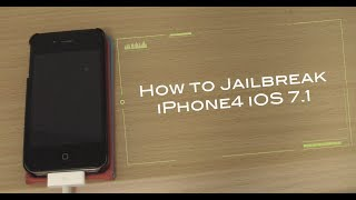 getlinkyoutube.com-iOS 7.1 仮脱獄方法 for iPhone4 How to Jailbreak iOS 7.1