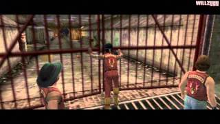 getlinkyoutube.com-The Warriors (PS2) - Mission #11 - Boys In Blue