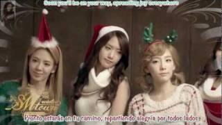 getlinkyoutube.com-Super Junior - Santa You Are The One - Sub. Español + Eng. Subs