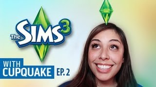 """MAKING FRIENDS"" Sims 3 Ep.2 W/ Cupquake"
