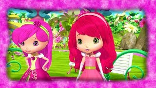 Strawberry Shortcake 🍓 | The Berrykins Versus The Boat | Berry Bitty Adventures | Kids TV Shows