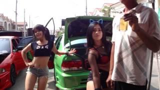 getlinkyoutube.com-โคโยตี้เต้นยั่วหน้าบ้าน Job