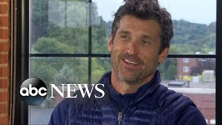 getlinkyoutube.com-Patrick Dempsey on Life After 'Grey's Anatomy,' Still Being 'McDreamy'