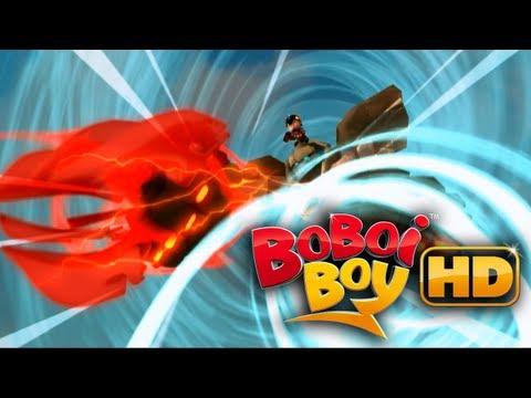 BoBoiBoy Season 2 Episod 13 Finale: BoBoiBoy Combo!