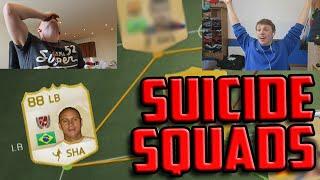 getlinkyoutube.com-FIFA 15 - SUICIDE SQUADS VS WROETOSHAW!!! | LEGEND ROBERTO CARLOS DISCARD!!!