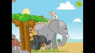 getlinkyoutube.com-Game Lego Zoo - Lego 2016   Лего Для Детей KIDS CHANEL