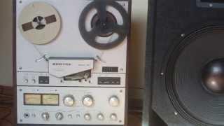 getlinkyoutube.com-Magnetofon Rostov MO.105 1988 URRS [ HD - HQ ]