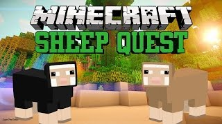 Minecraft Sheep Quest | Andy Bercea si Seby Pastorii | Ep #1