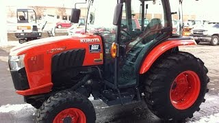 Kubota L6060 first impression