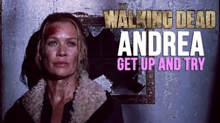 getlinkyoutube.com-(TWD) Andrea || Get Up and Try