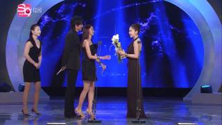 getlinkyoutube.com-46th Baeksang Arts Awards - Yoona Cut + SNSD Performance