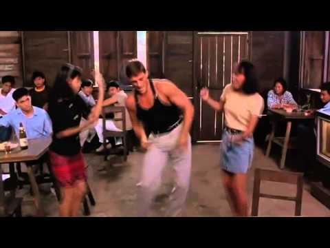 """Van Damme i """"Ona tańczy dla mnie"""""""