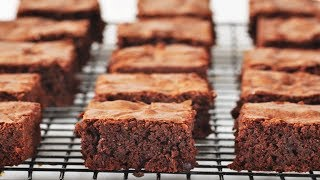 getlinkyoutube.com-Brownies Recipe Demonstration - Joyofbaking.com