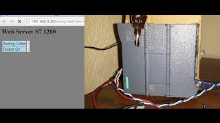 getlinkyoutube.com-Web Server S7 1200