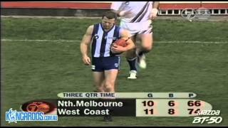 1997 Semi Final - North Melbourne v West Coast view on youtube.com tube online.