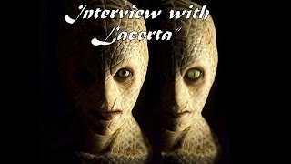 getlinkyoutube.com-Interview with Lacerta the Reptilian (complete, Both Interviews) Please read my description below.