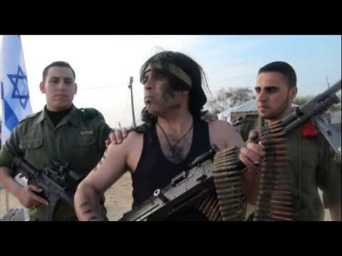 رامبو في غزة | نبيل الخطيب