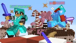 getlinkyoutube.com-Minecraft Skywars / Candy and Diamonds for Dayz / ExoRandy