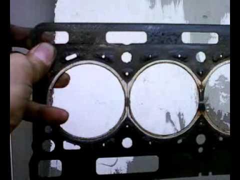 Прогорела прокладка головки блока цилиндров.mp4