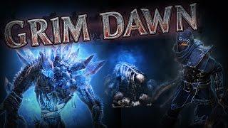 "getlinkyoutube.com-Grim Dawn - Fabius ""the Unseen"" Gonzar (Cronley's Nemesis Spawn)"