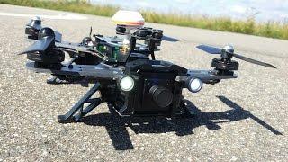 getlinkyoutube.com-Квадрокоптер 250 размера Walkera Runner 250...распаковка, облет, настройка Failsafe, с Banggood.com