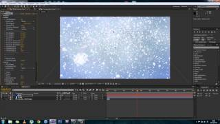 getlinkyoutube.com-Tutorial After Effects: Effetto Neve