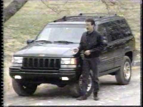 Motor Trend TV 1996 Ford Explorer vs. Jeep Grand Cherokee
