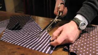 getlinkyoutube.com-Luxury handmade silk ties by Finollo - Madaboutown.com