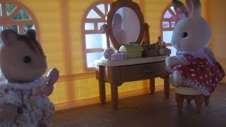 Набор Sylvanian Families Туалетный столик Girl's Dressing Table(Сильваниан фэмилис)